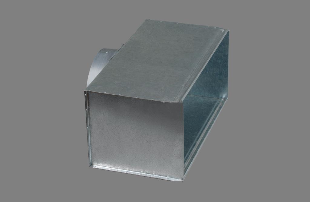 Madel PLRX PLRO & PMIS, plenum box for grilles and multi-jet